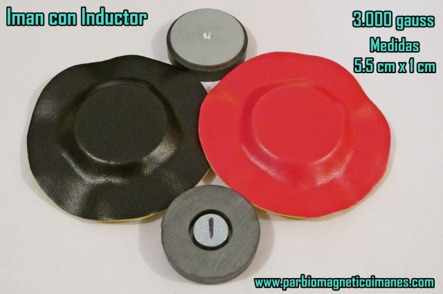 iman con inductor 1